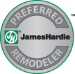 James Hardie Preferred Remodeler