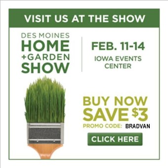 Talk Trends And Consult With Experts At The Des Moines Home + Garden Show