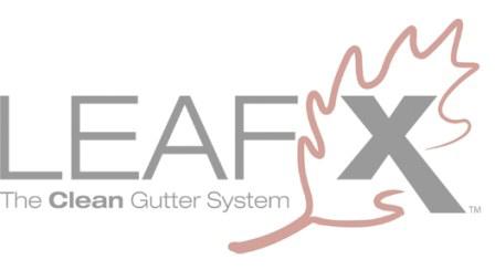 leafX gutter guards, gutter systems, gutter installation in des moines