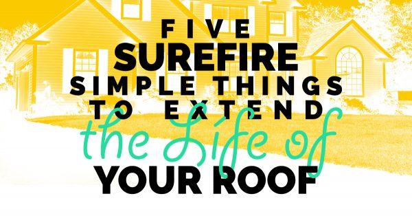 Extend your Des Moines roof life