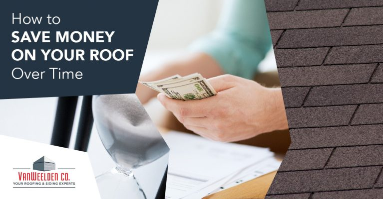 How to Save Money on Your Roof Over Time