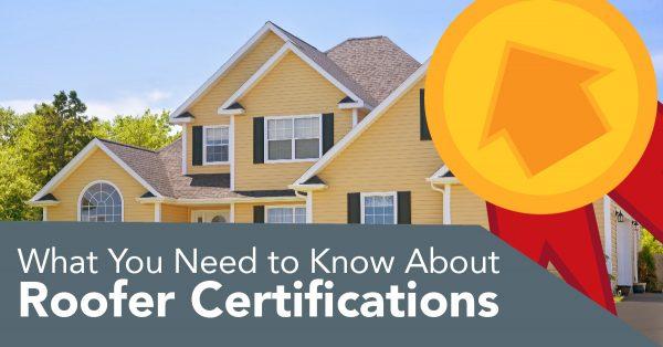 ARooferCertifications