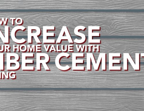 How To Increase Your Home Value With Fiber Cement Siding