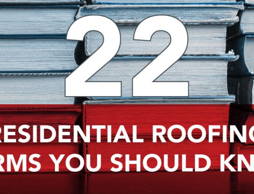 22 Residential Roofing Terms You Should Know