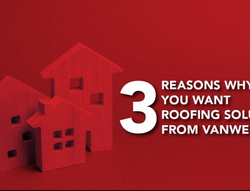 3 Reasons Why You Want Roofing Solutions From VanWeelden